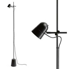 Luceplan Floor lamp Counterbalance LED 15W H 170 cm Dimmable