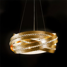 Marchetti Essentia Suspension Crystals Swarovski Spectra Ø60 3Lights