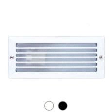 Faro Outdoor Recessed lamp Esca E27 L 23,3 cm Garden