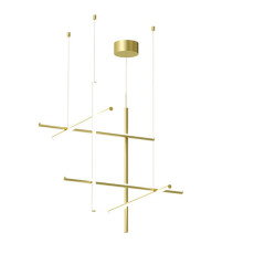 Flos Lamp Suspension COORDINATES S3 CHA LED 71W L 78,2 cm