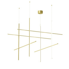 Flos Lamp Suspension COORDINATES MODULE S LED 180W L 176,2 cm