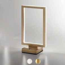 Fabas Table lamp Bard LED 15W 30x17 cm Dimmable