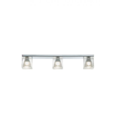 Fabbian Ceiling lamp Cubetto 3 lights G9 L 56cm