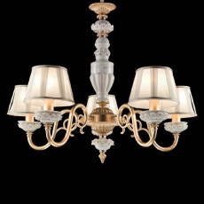 Limoges Chandelier Fanny 5 lights E14 Ø 74 cm