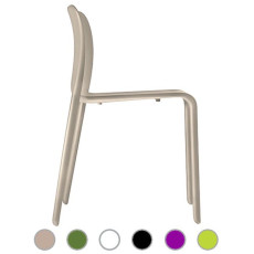 Magis Stacking Chairs First  H 77,5 cm L 50 cm, also for outdoor use