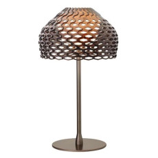 Flos Table Lamp Tatou T1 1 Light H 50 cm Grey Ochre