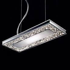 Sillux pendant light Malè LED L 40 cm 87W