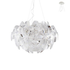 Luceplan Pendant lamp Hope 3 Light E27 Ø110 cm