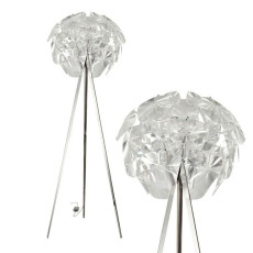 Luceplan Floor lamp Hope 1 Light E27 H 198 cm