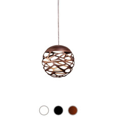Studio Italia Design Pendant lamp Kelly Cluster Sphere LED 9W Ø 18 cm