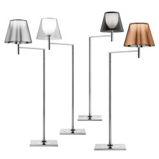 Flos Floor lamp KTribe F1 1 Light E27 H 112 cm