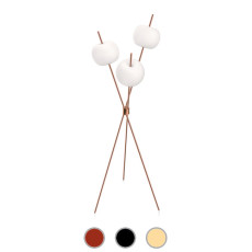 Kundalini Floor Lamp Kushi LED 13,8W H 140 cm