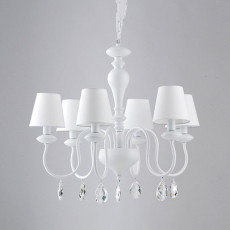 Fan Europe Chandelier Arthur 6 Lights E14 Ø 72 cm