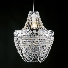 Fan Europe Chandelier Bolero Stile Impero 1 Light E27 Ø 40 cm