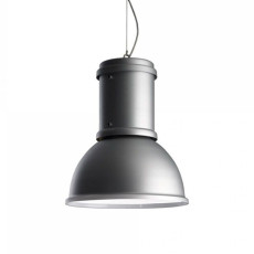 Fontana Arte Pendant lamp Lampara 1 light E27 Ø 35 cm
