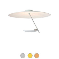 Catellani & Smith Ceiling lamp Lederam C150 LED 17W Ø 50 cm