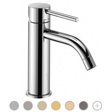 Paffoni Basin mixer without waste Light H 16.2 cm