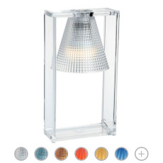 Kartell Table lamp  Light-Air H 32 cm 1 Light E14