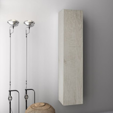 Wall units and columns H 160cm reversible Malmo Sherwood naturale TFT