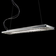 Sillux pendant light Malè LED L 80 cm 69W