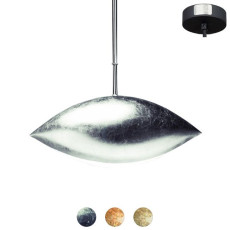 Catellani & Smith Pendant lamp Malagola 1 Light E27 L 55 cm Dimmable