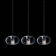 Leucos Fairy S G - D 3 Pendant lamp Ø 18 cm 3 Lights