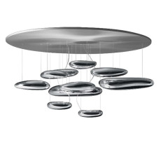Artemide Mercury Ceiling ø110 2 Lights dimmable