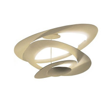 Artemide Pirce Mini Ceiling lamp  LED Ø 69 cm 45W Gold