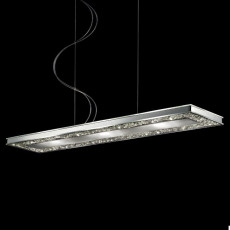 Sillux pendant light Malè LED L 80 cm 3 Lights 93W