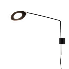 Nemo Wall Lamp Olympia with arm LED 20W L 119 cm