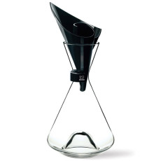 Peugeot Decanter with aerator and drip-off Osyris H 10 cm