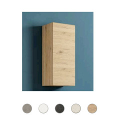 Wall unit Grace/Delia L 25x16 cm for bathroom composition Savini