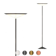 Penta Light Narciso Floor lamp H 130 cm LED 14W Dimmable