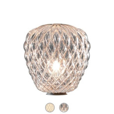 Fontana Arte Table lamp Pinecone 1 Light E27 Ø 50 cm