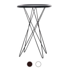Magis square coffee Table Pizza L 46 cm H 70 cm Polished ABS top