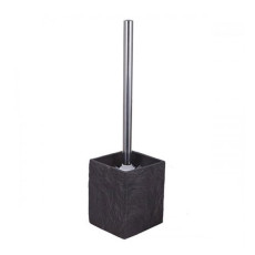 Tomasucci Slate toilet brush holder H 37 cm