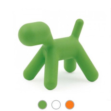 Magis Chair for children Puppy H 34,5 cm, also for outdoor use