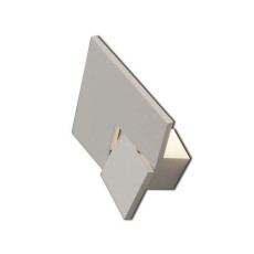 Studio Italia Design Wall lamp Puzzle Twist LED 17W L 25,5 cm