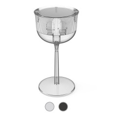 Qeeboo Table lamp Goblets L 29 cm LED