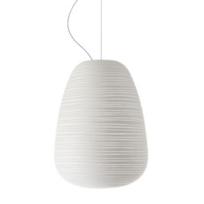 Foscarini Pendant lamp Rituals 1 1 light E27 Ø 24 cm