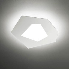 Sforzin Wall / ceiling lamp Pablo LED 4,3W L 23x25,7 cm Dimmable
