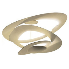 Artemide Pirce Ceiling lamp  LED Ø97 45W Gold