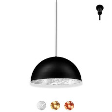 Catellani & Smith Pendant lamp Stchu-Moon 02 LED 10W Ø 40 cm Dimmable
