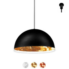 Catellani & Smith Pendant lamp Stchu-Moon 02 LED 10W Ø 60 cm Dimmable