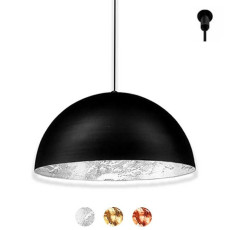 Catellani & Smith Pendant lamp Stchu-Moon 02 LED 20W Ø 80 cm Dimmable