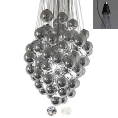 Luceplan Pendant lamp Stochastic LED 25W Ø 50cm Dimmable