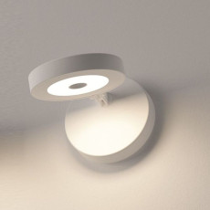 Rotaliana String H0 Wall lamp LED 9W Ø 10,5 cm Matt White