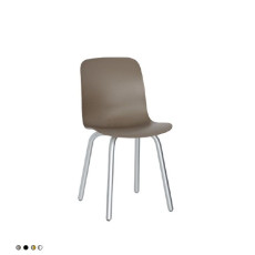 Magis Chair Substance Aluminium H 80 cm L 41,5 cm, also for outdoor use