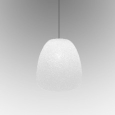 Lumen Center Sumo M Suspension lamp 1 light 77W Ø 32 cm
