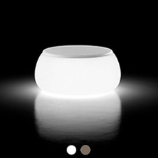 Plust Luminous Container Coffee Table Gumball - T Ball H 33 cm